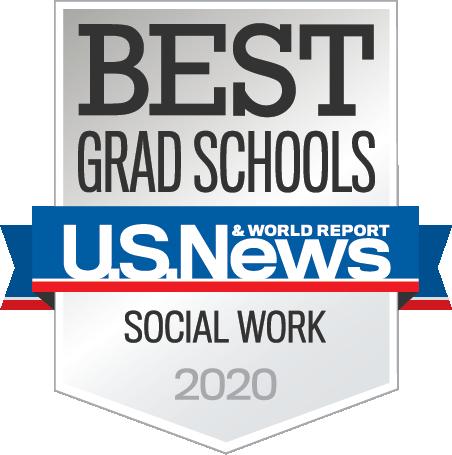 U.S. News & World Report Best Grad Schools Social Work 2020